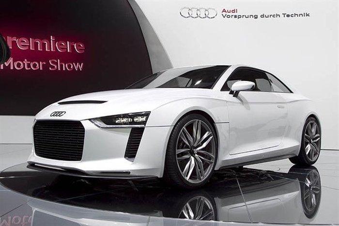 Audi Quattro Concept (62 фото)