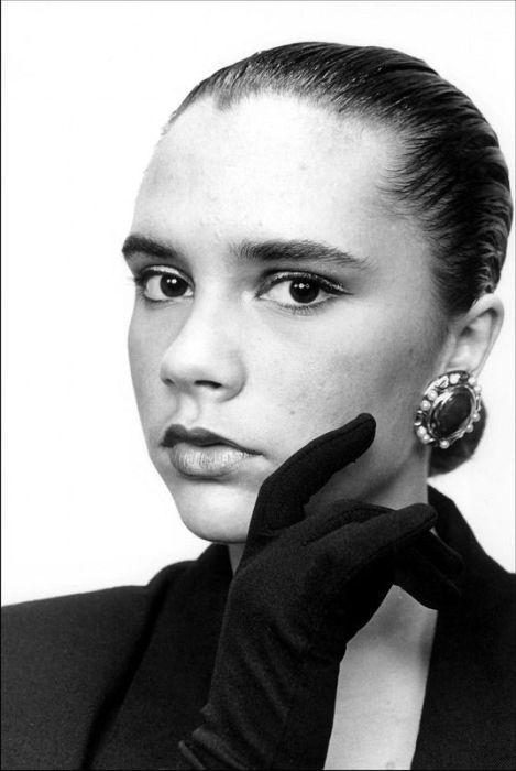 Виктория Бекхэм 20 лет назад (21 фото)