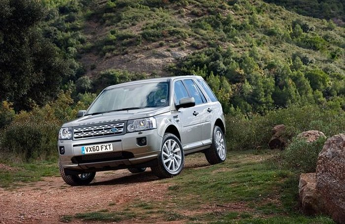 Land Rover Freelander - больше выбора (10 фото)