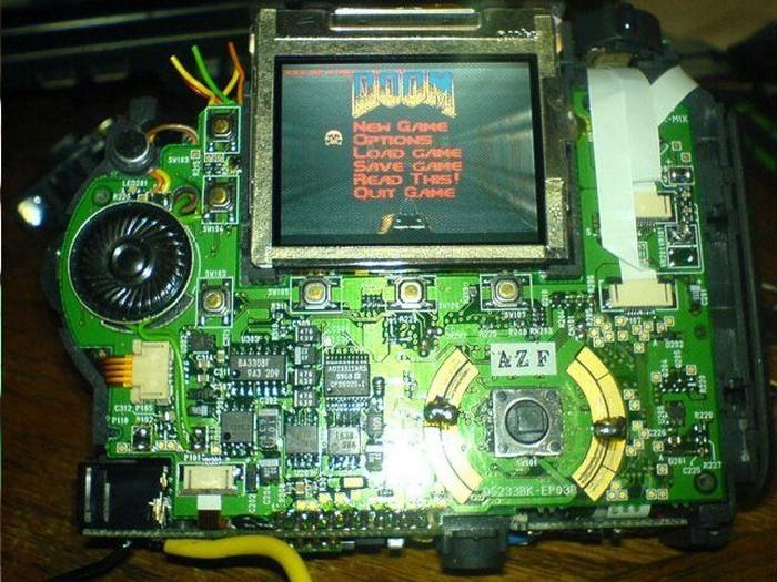 DoomBoy (3 фото)