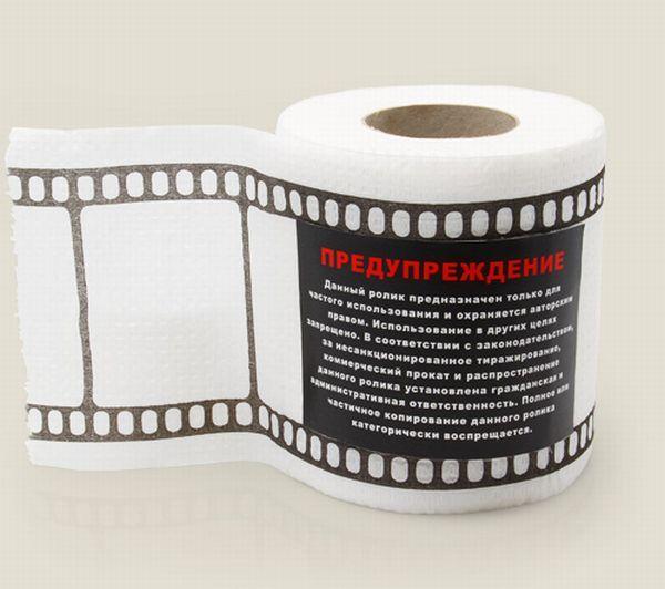 Бумага для видеопиратов