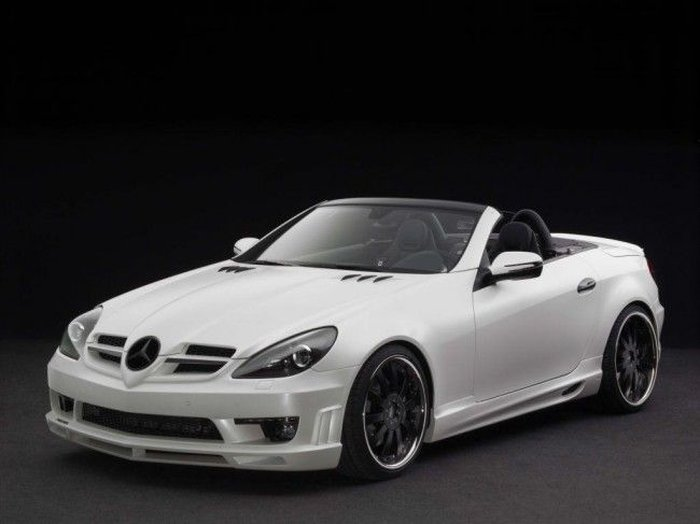 Piecha Design Mecedes SLK Final RS Edition (6 фото)