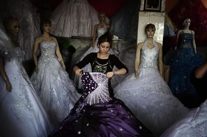 Новая жизнь в багдадском пригороде Мадинат-эс-Садр (12 фото)