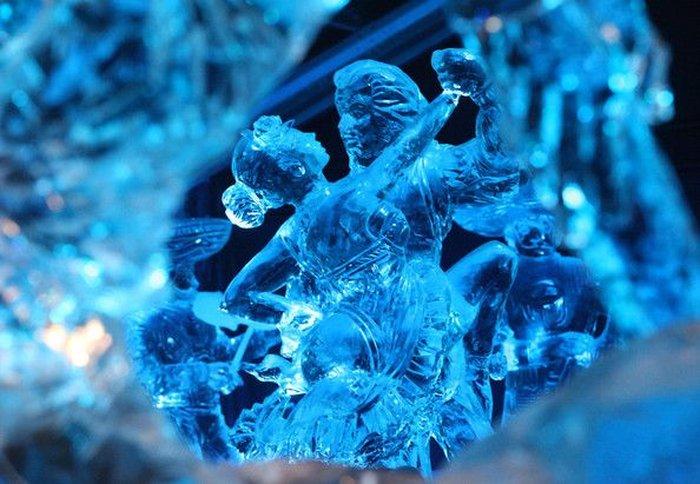Ледниковый период в Брюгге (25 фото)