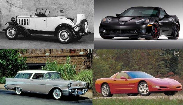 Марка Chevrolet отмечает в ноябре 100 лет! (47 фото)