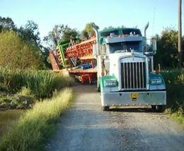 Неудачи с импортной сельскохозяйственной техникой