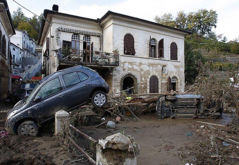 italy01 Наводнение в северо западной Италии