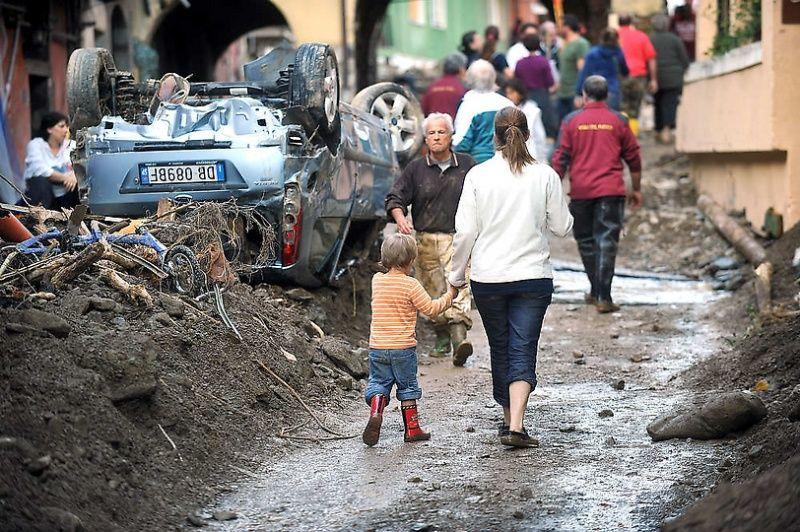 italy15 Наводнение в северо западной Италии