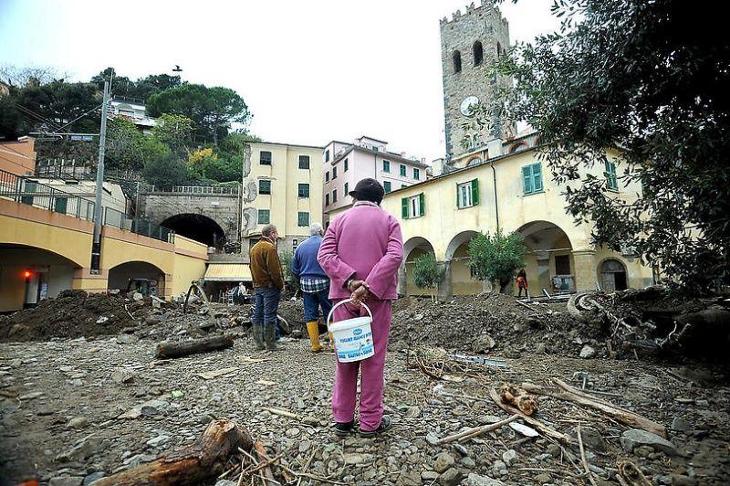 italy19 Наводнение в северо западной Италии