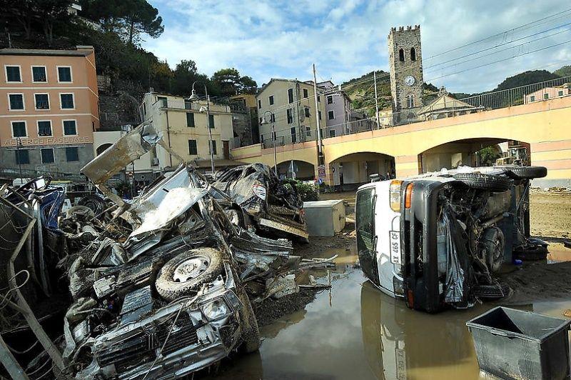 italy21 Наводнение в северо западной Италии
