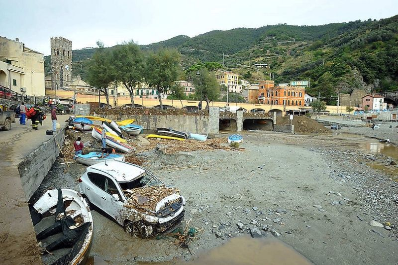 italy22 Наводнение в северо западной Италии