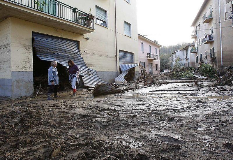 italy23 Наводнение в северо западной Италии
