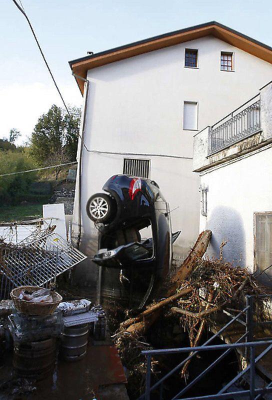italy25 Наводнение в северо западной Италии