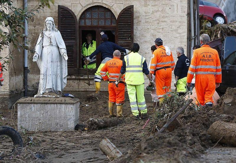 italy27 Наводнение в северо западной Италии