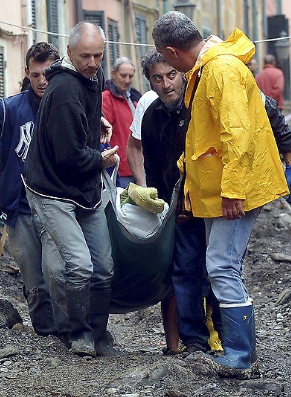 italy29 Наводнение в северо западной Италии