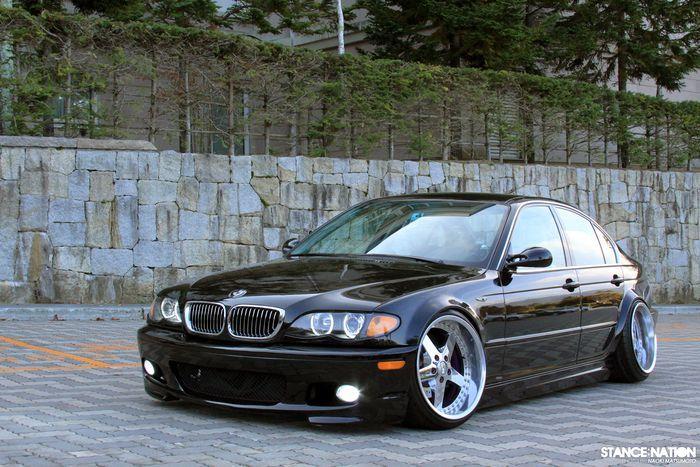 BMW E46 в японском стиле (8 фото)