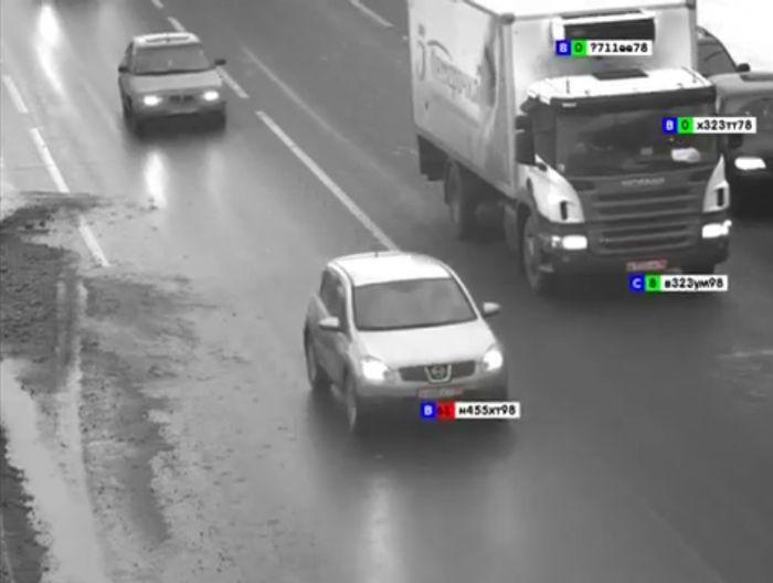Новый российский радар Cordon следит сразу за 32 автомобилями (видео)
