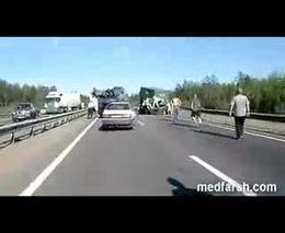 Чудовищные последствия аварии