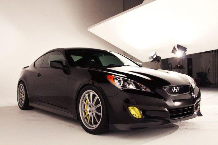 Rhys Millen Racing привезла Hyundai Genesis на SEMA (70 фото+видео)