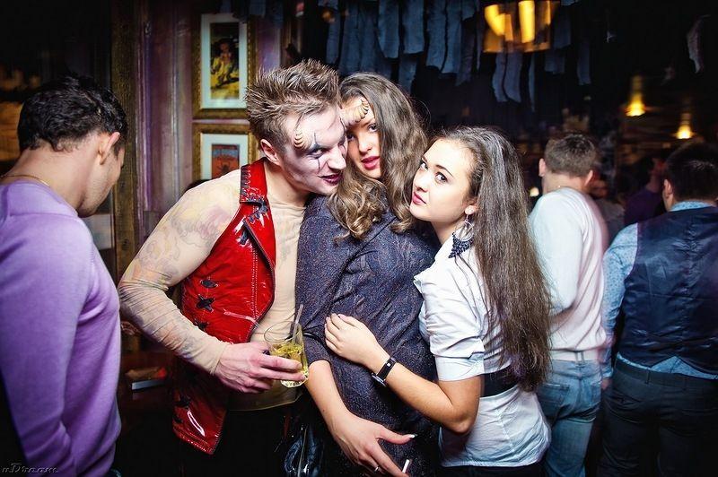 Как прошел Хэллоуин в Москве? (39 фото)