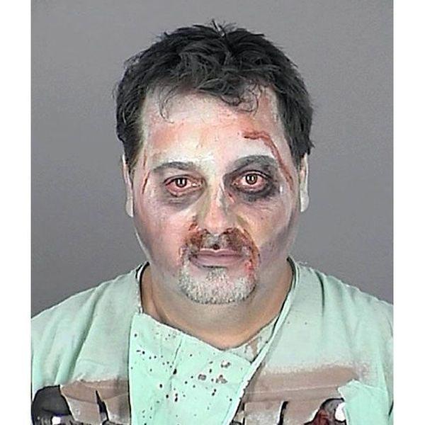 Магшоты арестованных людей на Хэллоуин (8 фото)