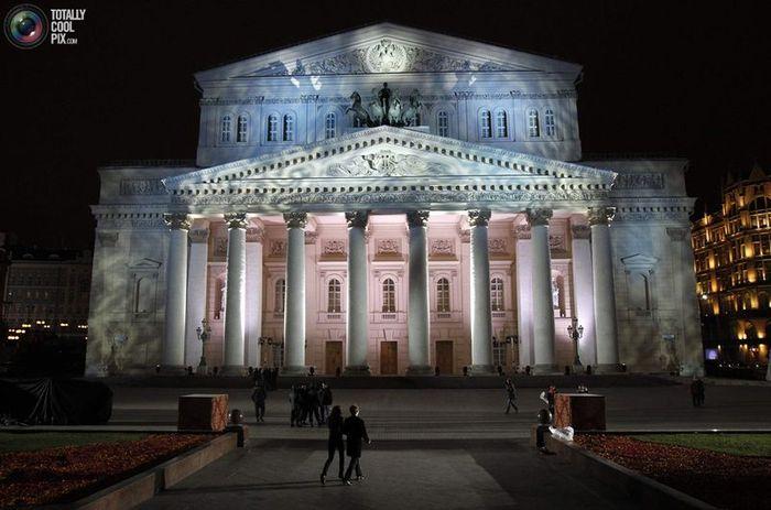 Большой театр открыт после реконструкции (27 фото)