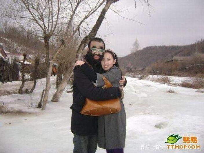 История одной любви.. (14 фото)