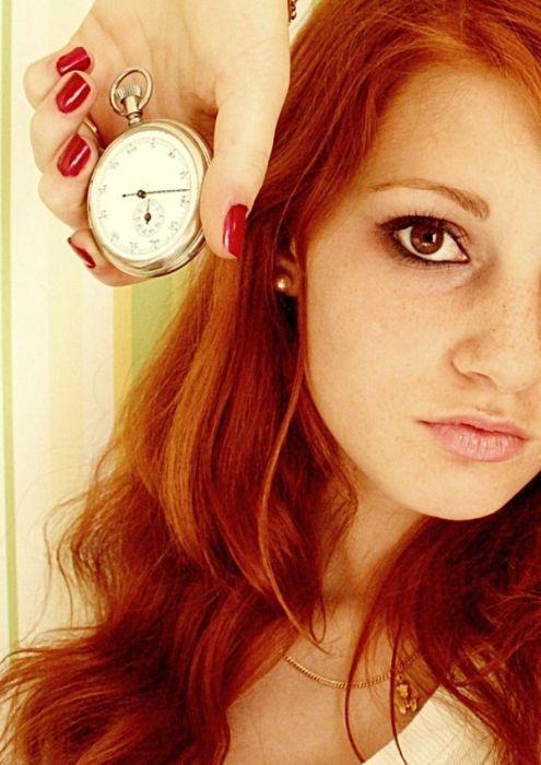 Картинки рыжих девушек фейков фото 8-152