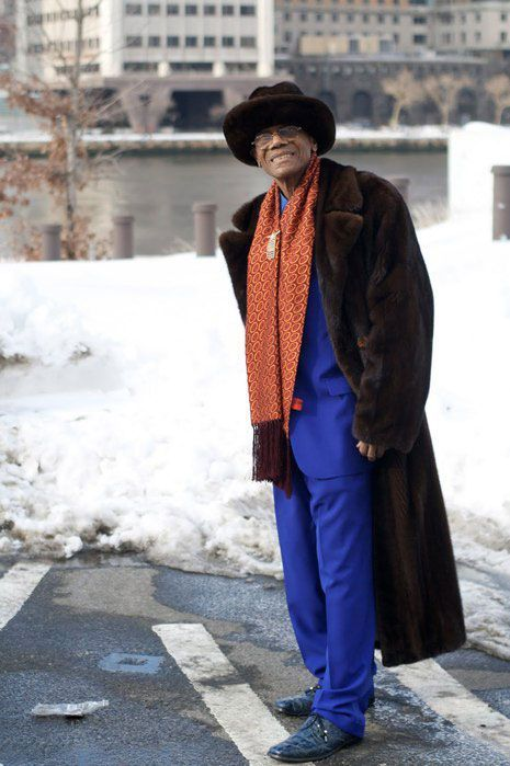 Мода пожилых людей (46 фото)