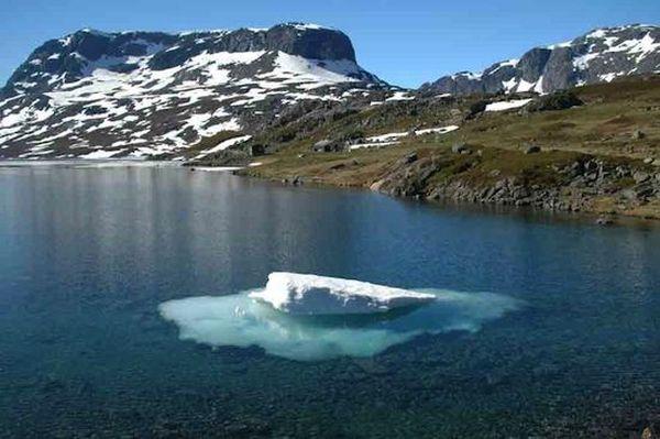 Роскошные пейзажи Норвегии - Страница 7 16