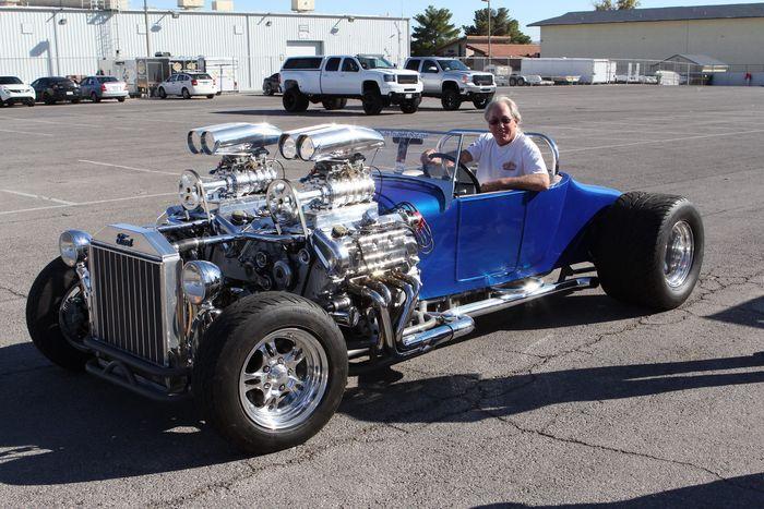 Автомобили-участники автошоу SEMA Motor Show 2011. Часть 3 (160 фото)