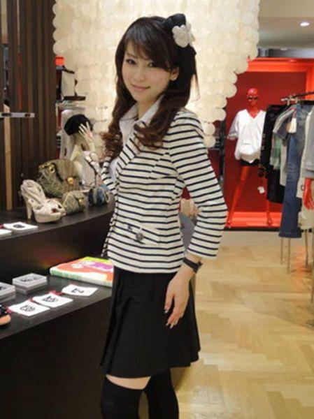 Сколько лет этой японочки? (35 фото)