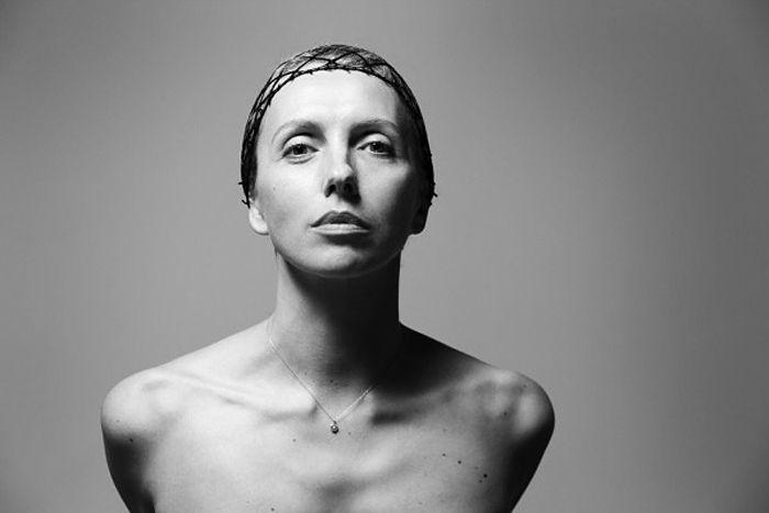 Звезды без макияжа. Проект Влада Локтева (20 фото)