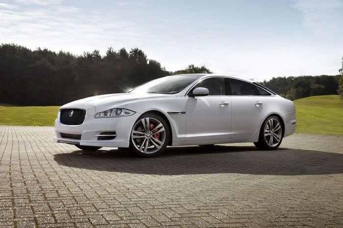 Jaguar предлагает два сторт-пакета Sport и Speed (11 фото)