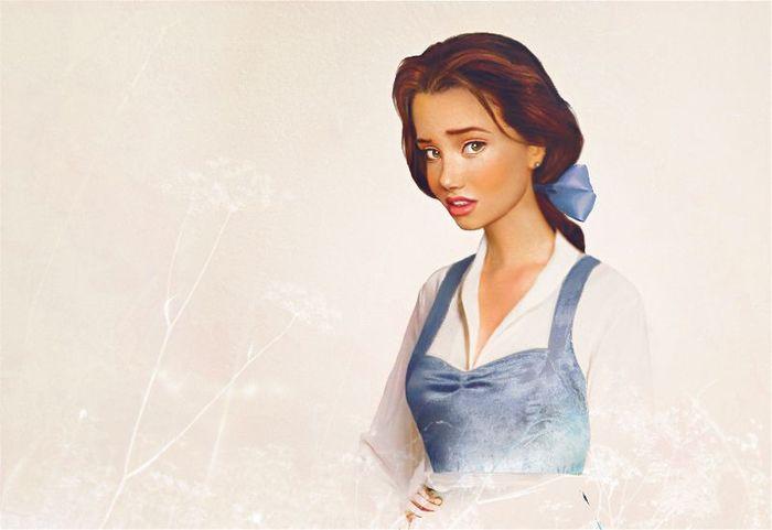 Диснеевские героини в реальной жизни (11 фото)