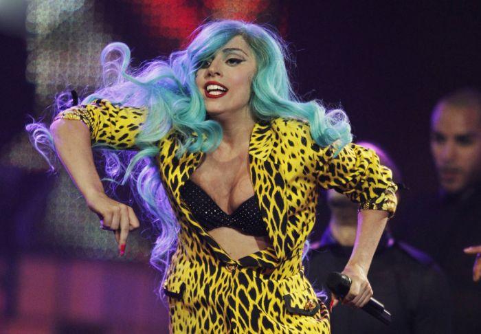 Многоликая Леди Гага (30 фото)