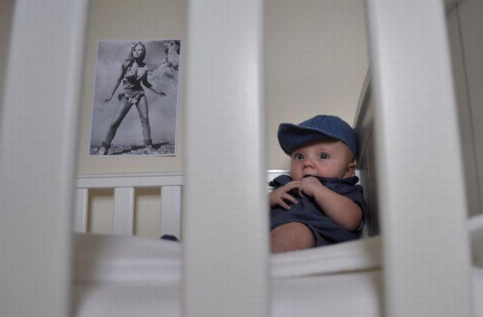 Семейный альбом киномана (13 фото)