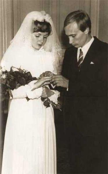 Свадебные фотографии глав государств (7 фото)