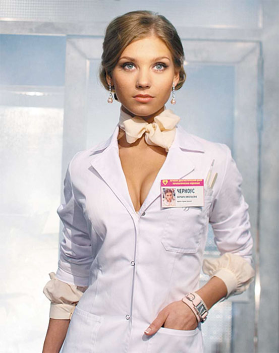 Самые сексуальные девушки России 2011 (10 фото)