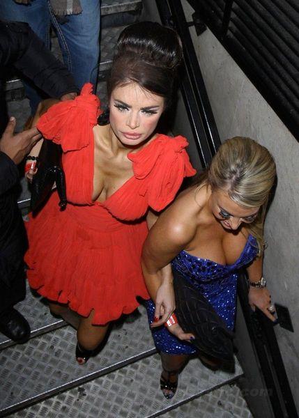 Девушки на вечеринке (25 фото)