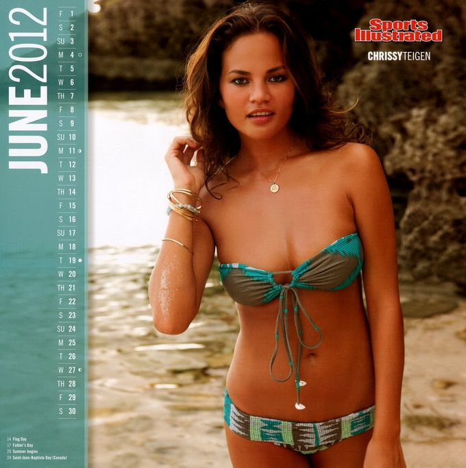 Sports Illustrated 2012 Swimsuit (17 фото)