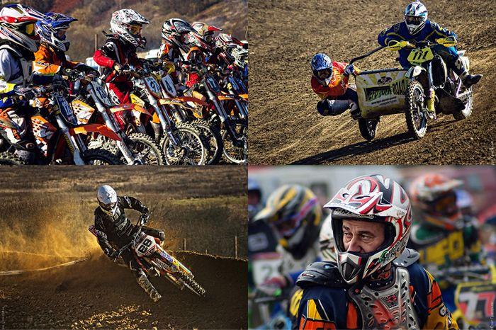 Соревнования по мотокроссу (44 фото)