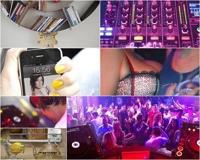 Один день из жизни DJ Светы (86 фото)