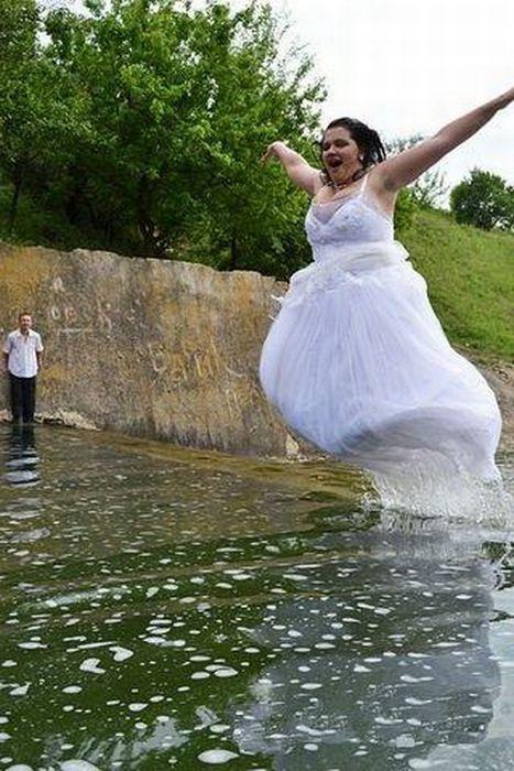 Крутая свадьба в Донецке (24 фото)