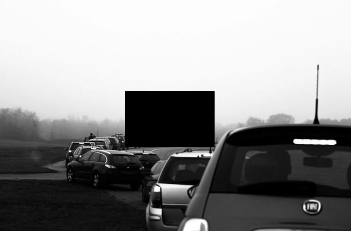 Причина одной пробки (1 фото)