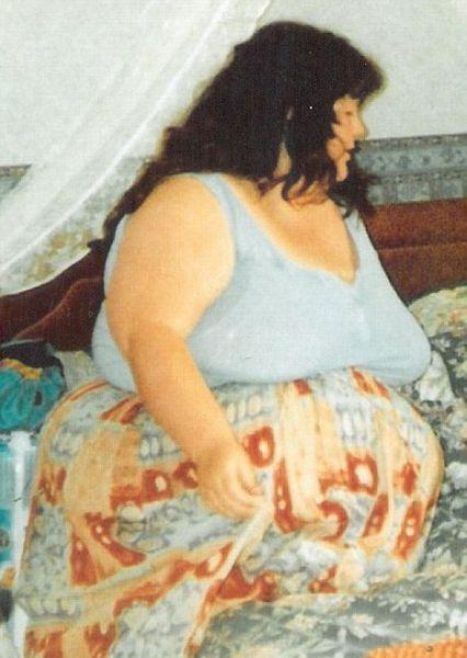 Женщина похудела, чтобы спасти свою жизнь (7 фото)