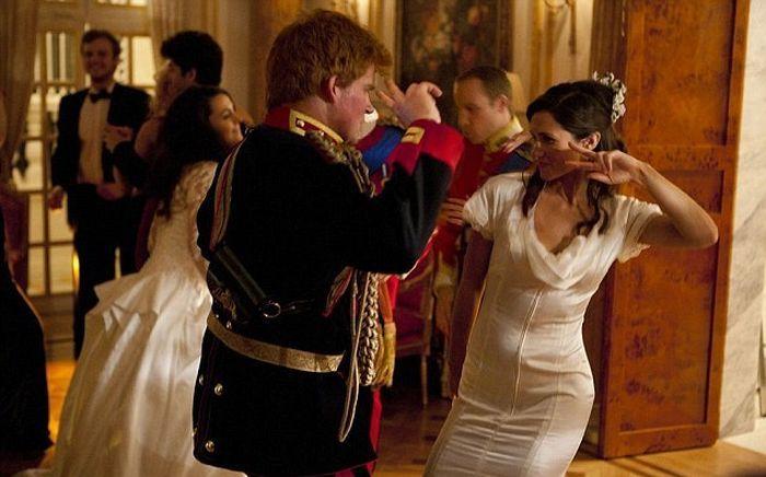 Пиппа Миддлтон и принц Гарри: пикантные фотографии (7 фото)