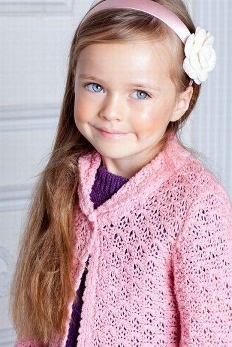 Kristina Pimenova - маленькая модель (28 фото)