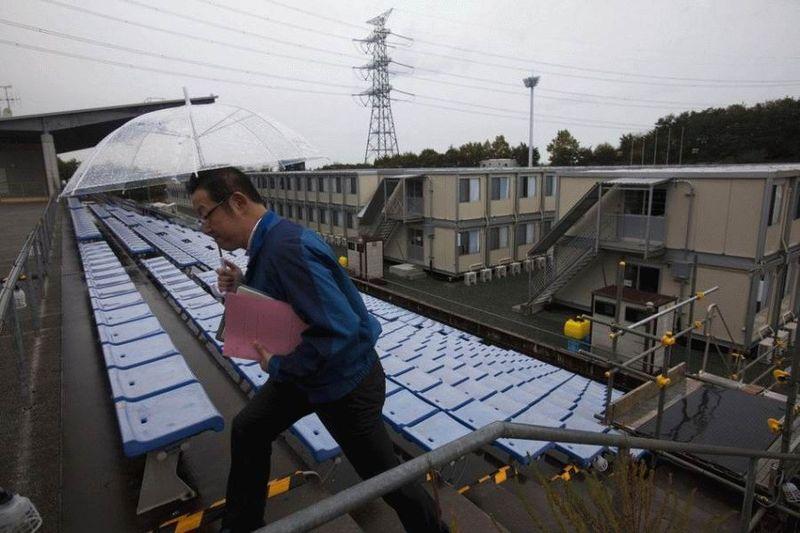 Визит на атомную станцию «Фукусима» в Японии (67 фотографий), photo:2
