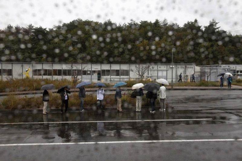 Визит на атомную станцию «Фукусима» в Японии (67 фотографий), photo:3